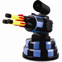 Raketenwerfer mit WebCam