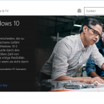 Surface Laptop Upgrade Windows 10 S zu Windows 10 Pro