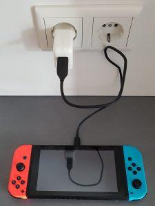 Günstiges Ladekabel für Nintendo Switch