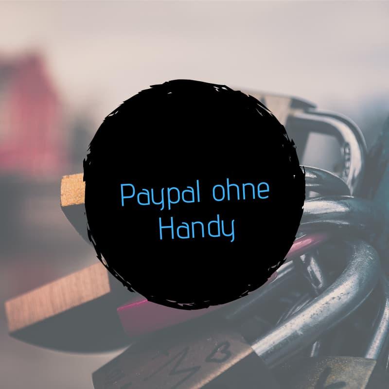 Paypal 2 Faktor ohne Handy nutzen